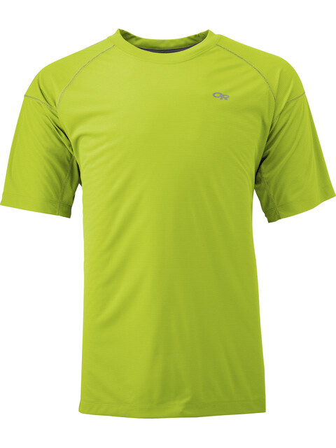 Outdoor Research M's Echo Tee Lemongras/Pewter